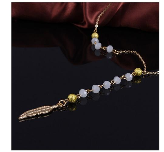 """Other """"Mirage"""" Beads Necklace"""
