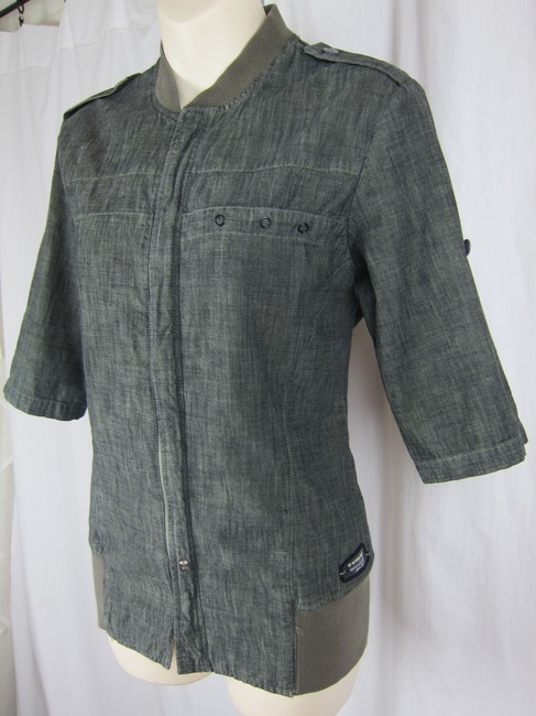 G-Star RAW Short Sleeved 3/4 Sleeve Military Jacket