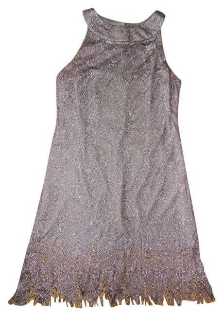 Preload https://item5.tradesy.com/images/sl-fashions-goldsilver-sleeveless-metallic-crochet-fringed-above-knee-night-out-dress-size-12-l-4130914-0-0.jpg?width=400&height=650