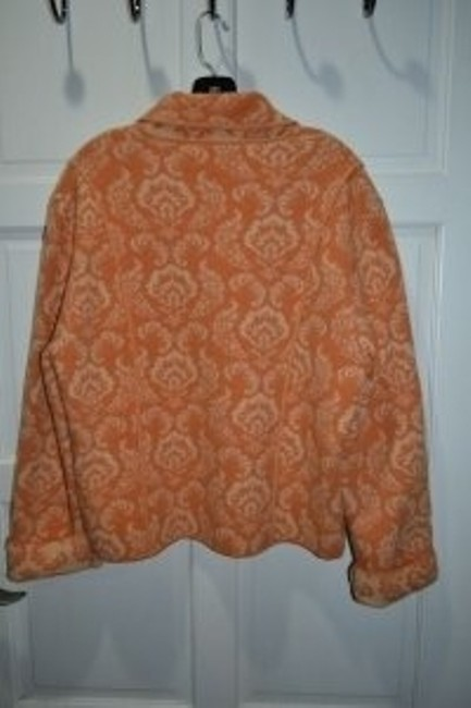 Georg Maier Orange/biege Jacket