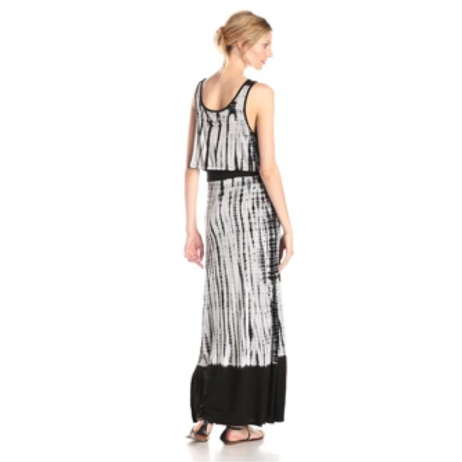 Black and White Maxi Dress by Kensie