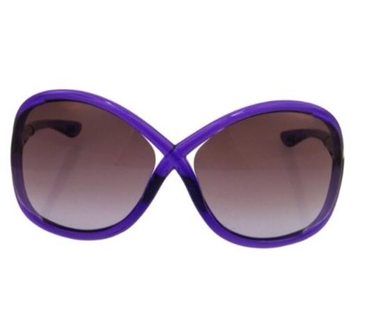 Tom Ford NEW!! Tom Ford Violet/Purple Whitney Sunglasses