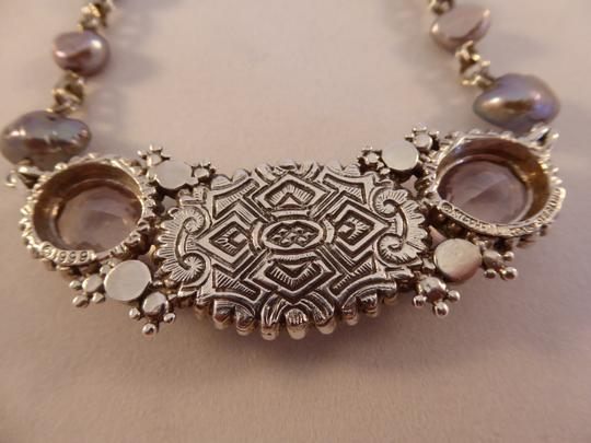 Stephen Dweck Stephen Dweck Vintage Carved Stone Necklace