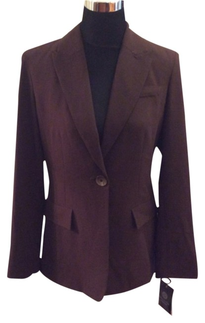 Preload https://item2.tradesy.com/images/doncaster-brown-blazer-size-6-s-4132006-0-0.jpg?width=400&height=650