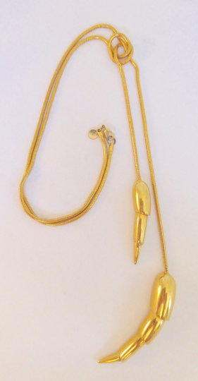 Alexis Bittar Alexis Bittar Golden Necklace