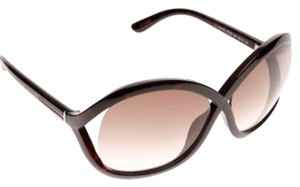 Tom Ford NEW!! Tom Ford Sandra Transparent Brown Sunglasses