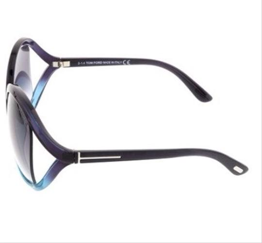 Tom Ford NEW!! Tom Ford Sandra Blue Sunglasses