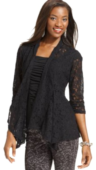 Style & Co Lace Cardigan