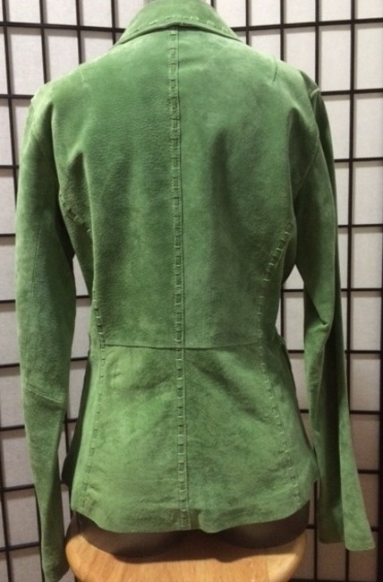 Sorbe pale apple green Blazer