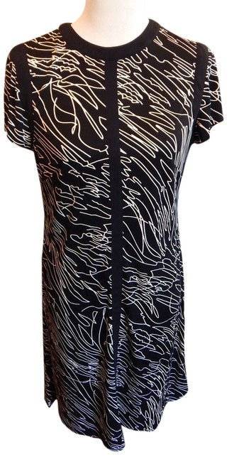 Chetta B. by Sherrie Bloom and Peter Noviello short dress Black and White on Tradesy