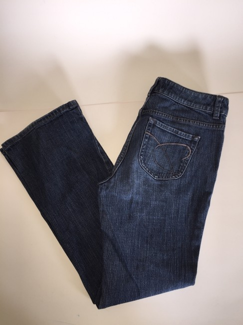 Chico's Relaxed Fit Jeans-Light Wash