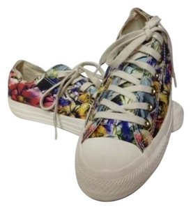 Converse Floral Flat Multi Athletic