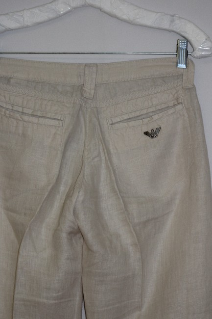 Armani Jeans Relaxed Pants BEIGE