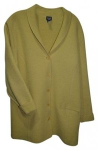 Eileen Fisher Light Chartreuse Jacket