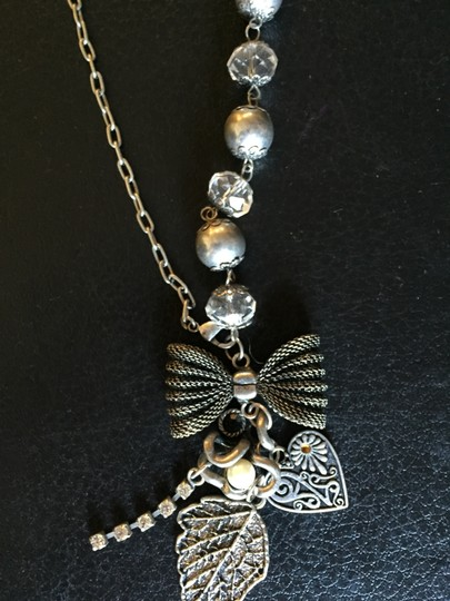Other Long Pendant charm necklace