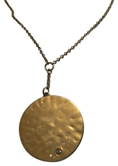 Kenneth Cole Kenneth cole Circle Pendant necklace