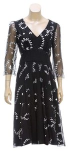 Temperley London short dress Black on Tradesy