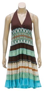 BCBGMAXAZRIA short dress Mulicolor on Tradesy