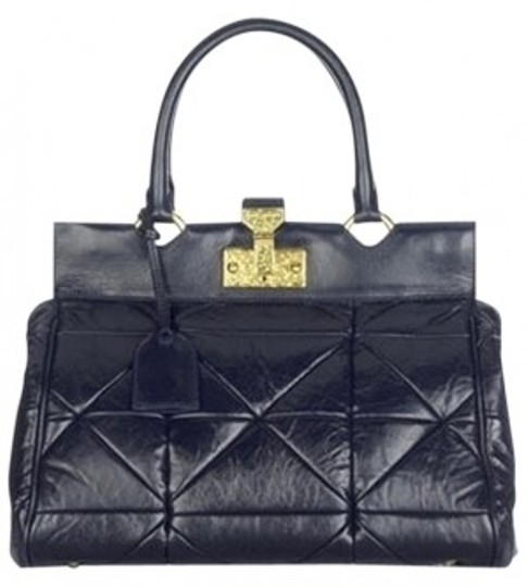 Preload https://img-static.tradesy.com/item/41356/marc-jacobs-black-leather-satchel-0-0-540-540.jpg