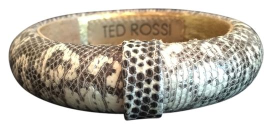 Ted Rossi TED ROSSI EXOTIC SKIN BRACELET