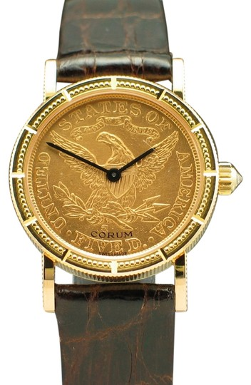 Preload https://item2.tradesy.com/images/corum-gold-coin-lady-s-piece-18k-and-22k-yellow-hand-wind-mechanical-watch-4136716-0-0.jpg?width=440&height=440