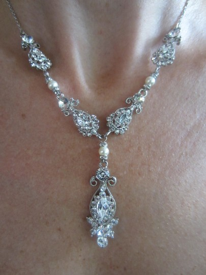Vintage Inspired Bridal Necklace