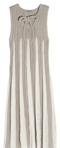 Bottega Veneta short dress Taupe on Tradesy