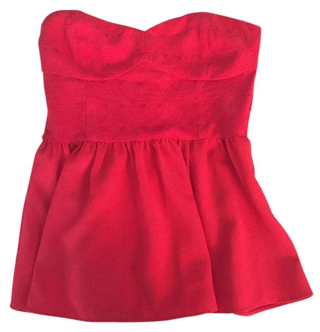 Preload https://item5.tradesy.com/images/h-and-m-red-tube-night-out-top-size-2-xs-4137154-0-0.jpg?width=400&height=650