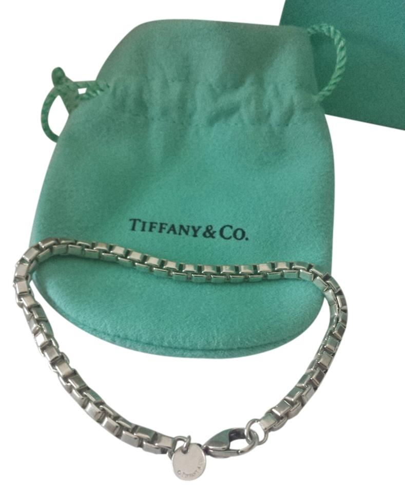 Tiffany Co Venetian Link Bracelet