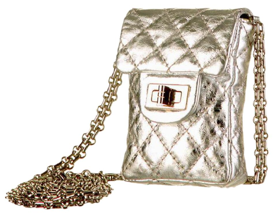 ef1938209292 Chanel WOC Wallet On A Chain Mini Reissue 2.55 Quilted Flap CC Crossbody Bag  Image 0 ...