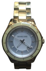 Michael Kors Mother of Pearl Dial Michael Kors Watch