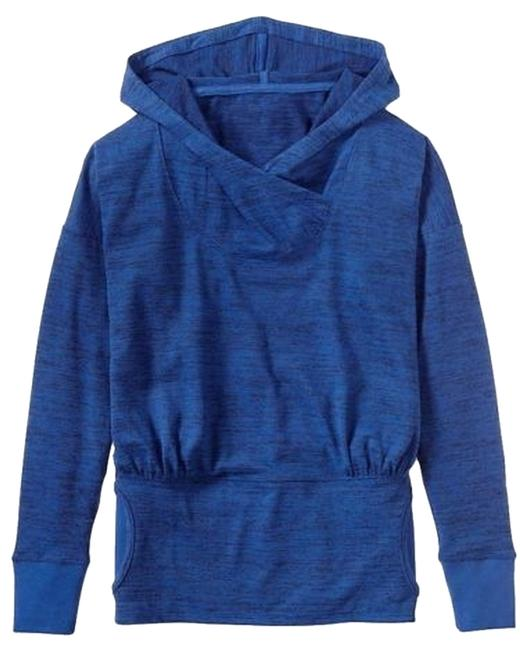 Item - Cobalt Blue Batwing and Robin Activewear Top Size 0 (XS, 25)