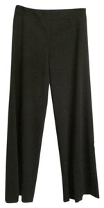 Piazza Sempione Wide Leg Pants Black