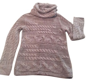 Banana Republic Cable Knit Warm Sweatshirt