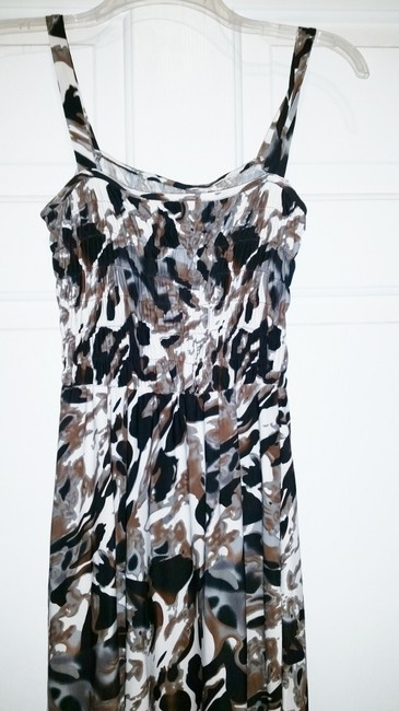 Camo Maxi Dress by Other