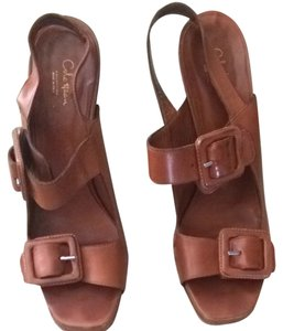 Cole Haan Caramel Sandals