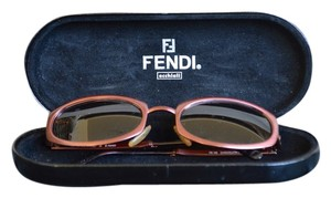 Fendi Fendi Chocolate Brown Women's Sunglasses