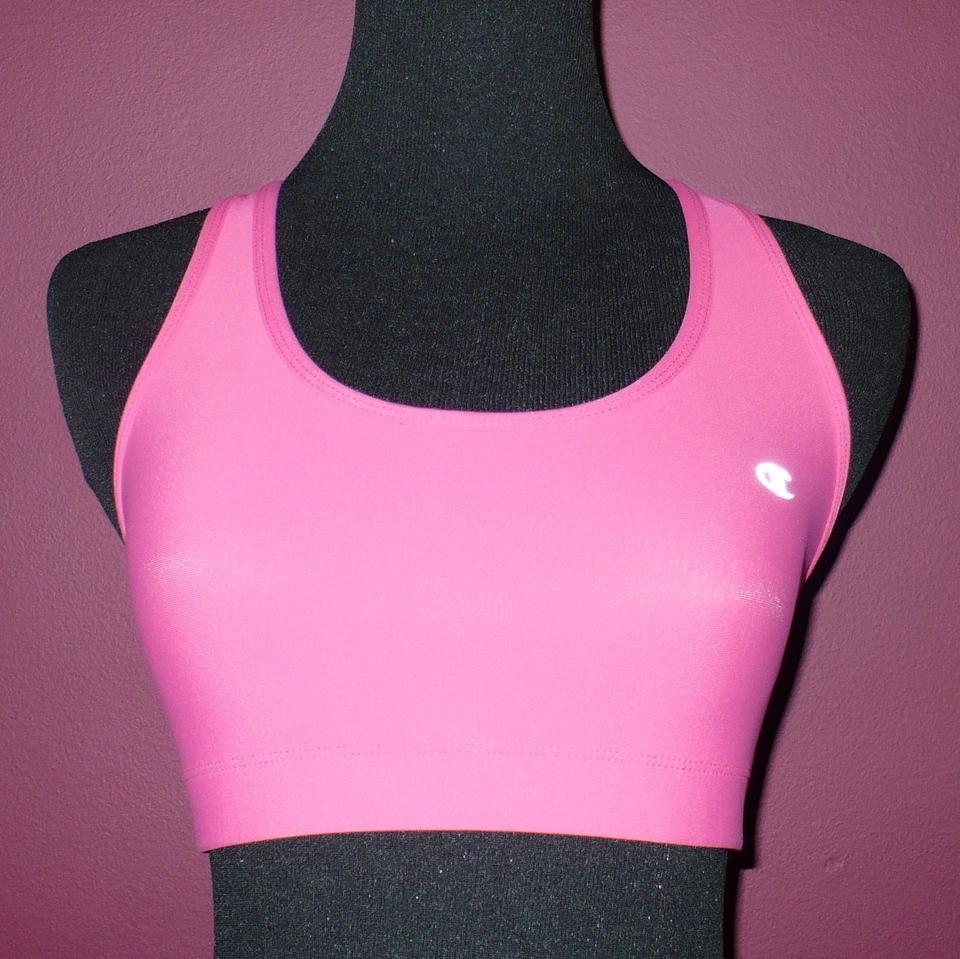 066a4aacd1 Champion Reversible Racerback Double Dry Fitness X2 Activewear Sports Bra  Size 4 (S
