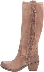Nine West Leather Boho Boots
