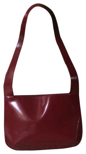 Preload https://item1.tradesy.com/images/furla-red-patent-leather-shoulder-bag-4140865-0-0.jpg?width=440&height=440