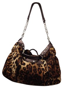 Cettu Cross Body Travel Large Week End Animal Print Travel Bag