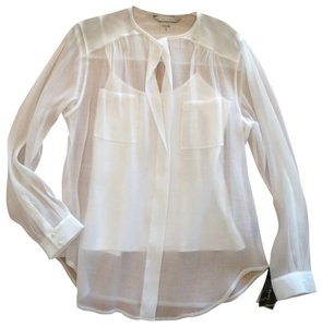 Peter Nygard Holiday Wear Top White