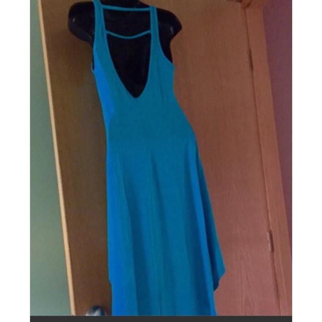Other short dress Turquoise on Tradesy
