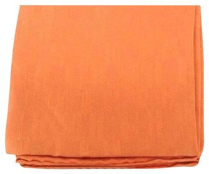 Hermès [ENTERPRISE] H Logo Scarf Pocket Square Handkerchief 167643 HTL33