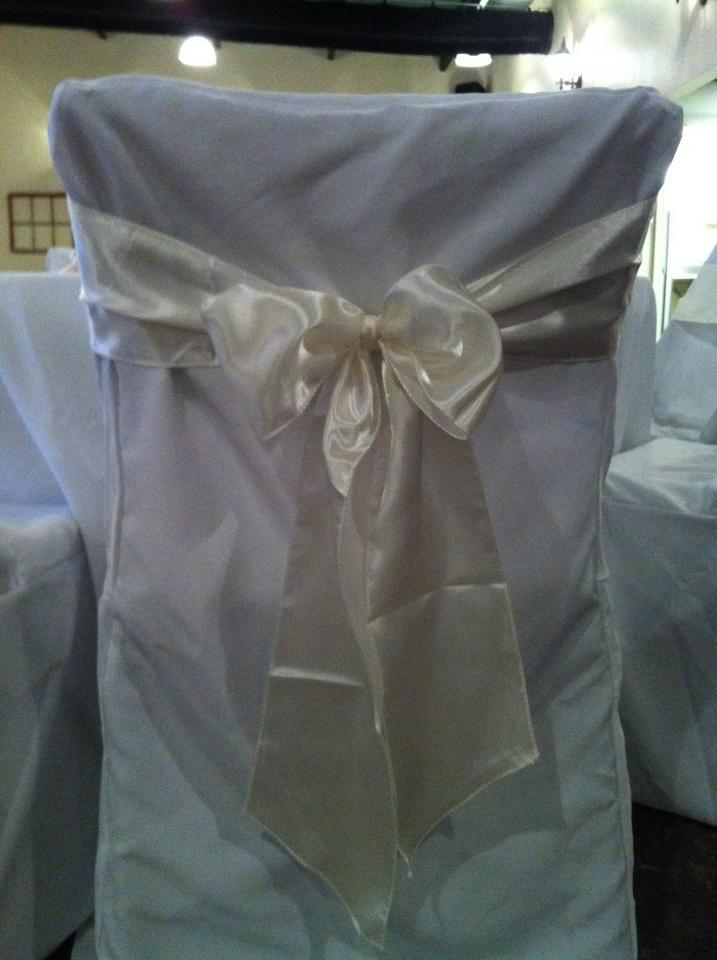 Pleasant White 150 Chair Covers And Sashes For Lifetime Folding Chairs Reception Decoration Gmtry Best Dining Table And Chair Ideas Images Gmtryco