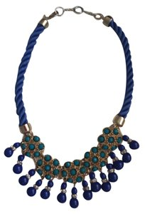 Banana Republic Banana Republic blue stone necklace