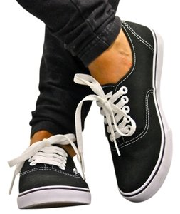 Vans Sneaker White Black Black/white Athletic