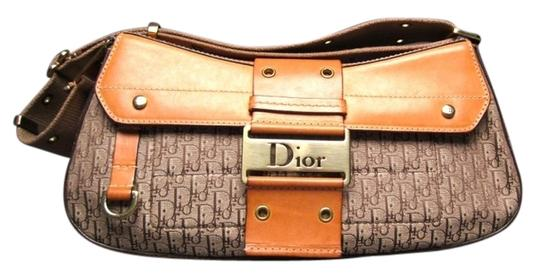 "Dior Made In Italy Serial Number: Ma-0032 Max Adjustable Strap Drop: 14"" Shoulder Bag"