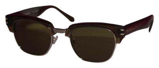 Marc Jacobs Marc Jacobs MJ 590/S Brown Wayfarer Sunglasses