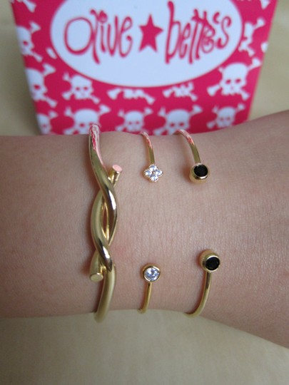 Olive and Bettes Brand New 3 Olive and Bettes Bracelets + FREE Pink Skull Jewelry Box